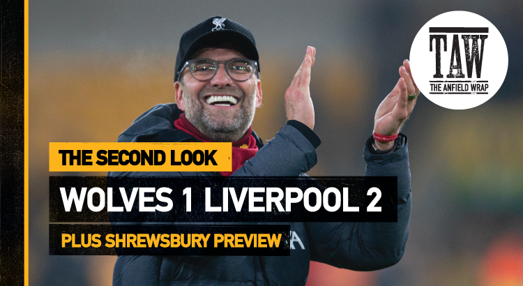 Wolves & Shrewsbury Town | Second Look/Preview