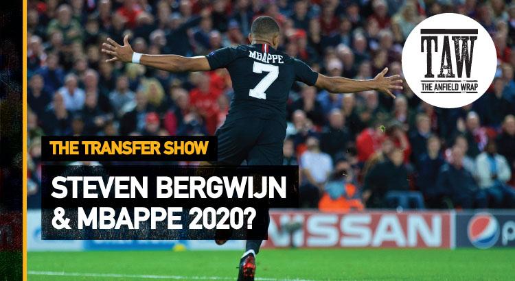 Steven Bergwijn & Mbappe 2020 | The Transfer Show