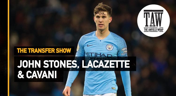 Cavani, Fernandes, Lacazette & Stones | The Transfer Show