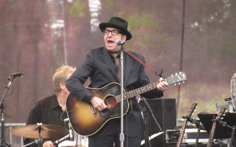Cup Of Tea: Elvis Costello