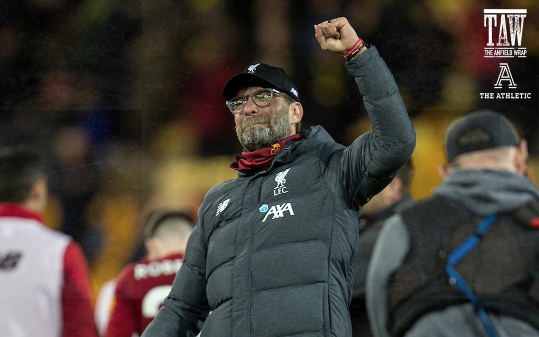 The Anfield Wrap: Unbreakable Reds Break Norwich Resistance