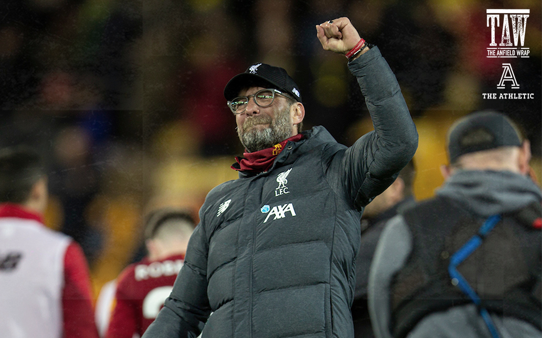 The Anfield Wrap: Unbreakable Reds Break Norwich Resistance