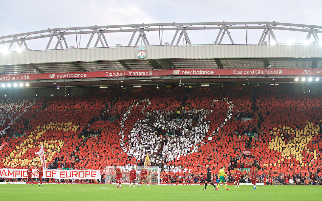 Liverpool's Last Norwich Loss Shows Ups & Downs Of The Anfield Journey