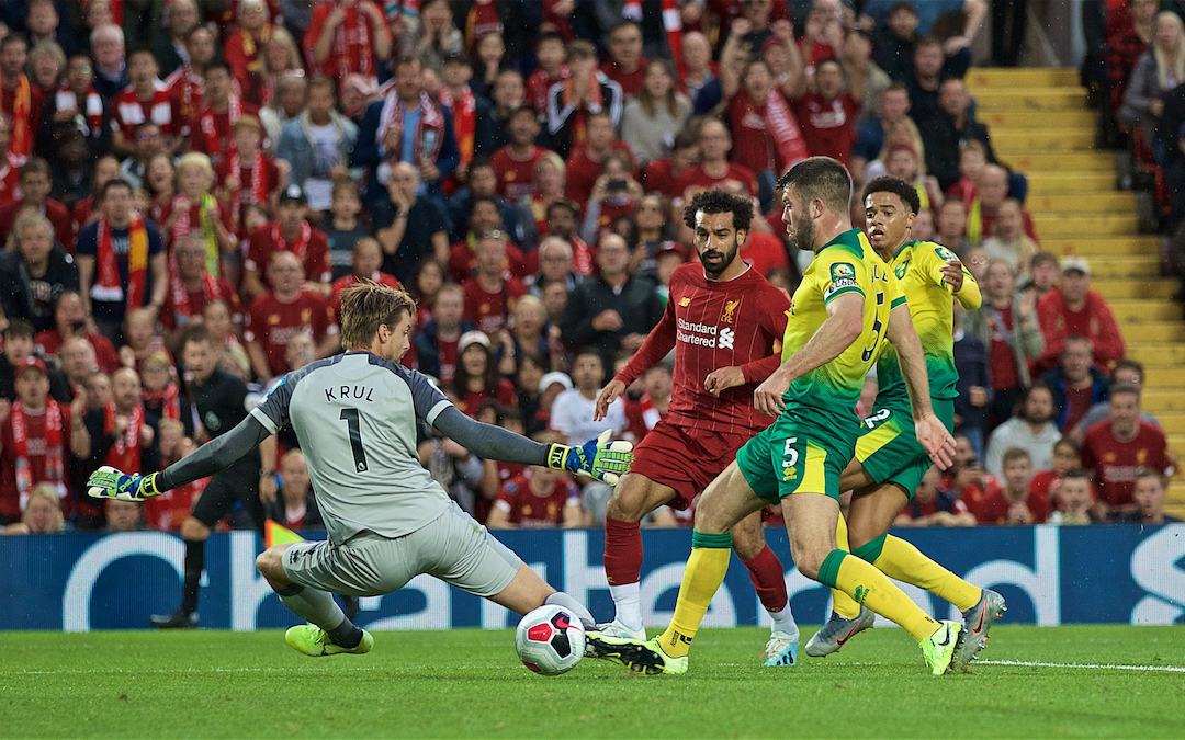 Norwich City v Liverpool: The Big Match Preview