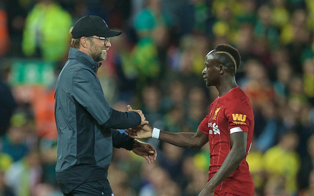 Norwich City v Liverpool: The Team Talk