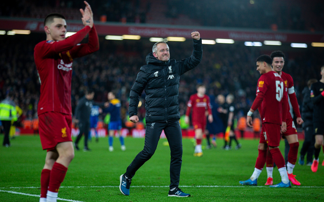 Liverpool 1 Shrewsbury Town 0: The Match Review