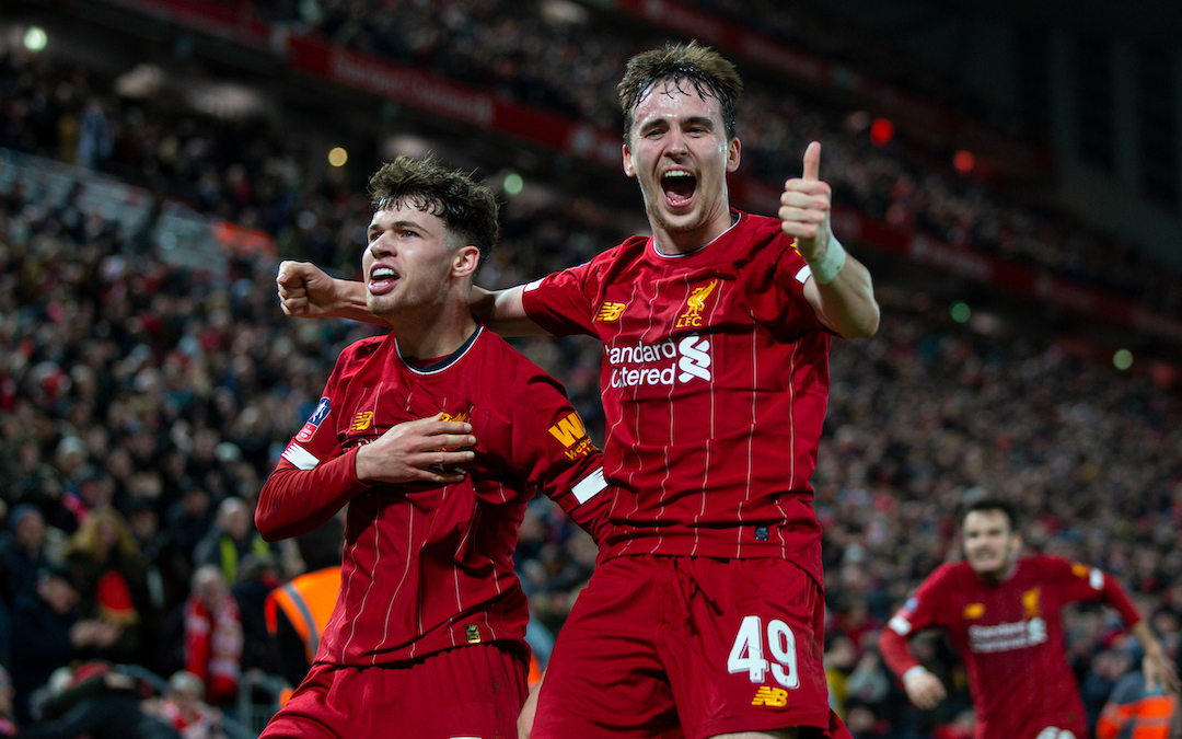 Liverpool 1 Shrewsbury Town 0: The Match Ratings