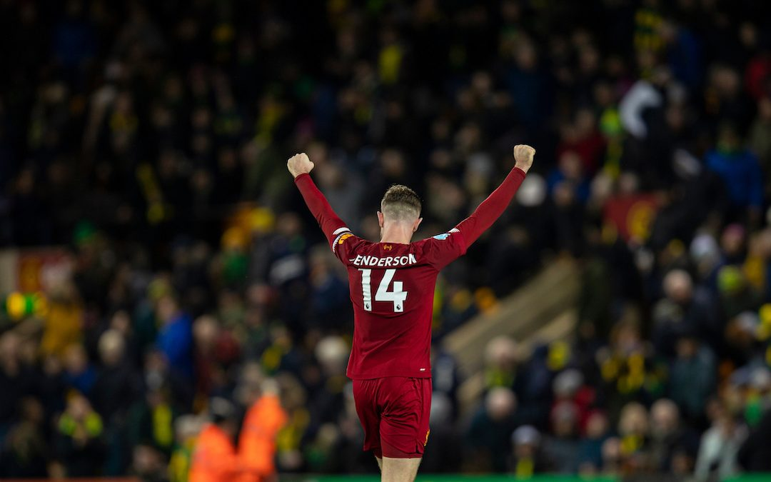 Norwich City 0 Liverpool 1: The Match Review