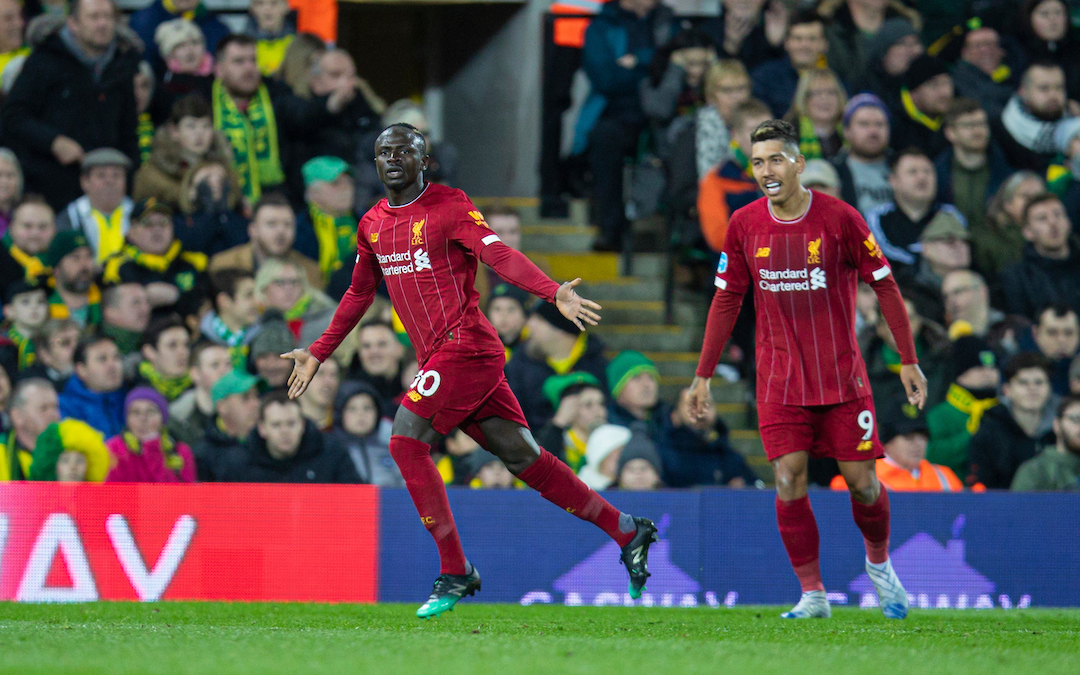 Norwich City 0 Liverpool 1: The Match Ratings