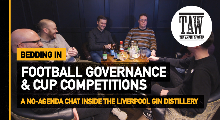 Football Governance & Cup Competitions   Bedding In