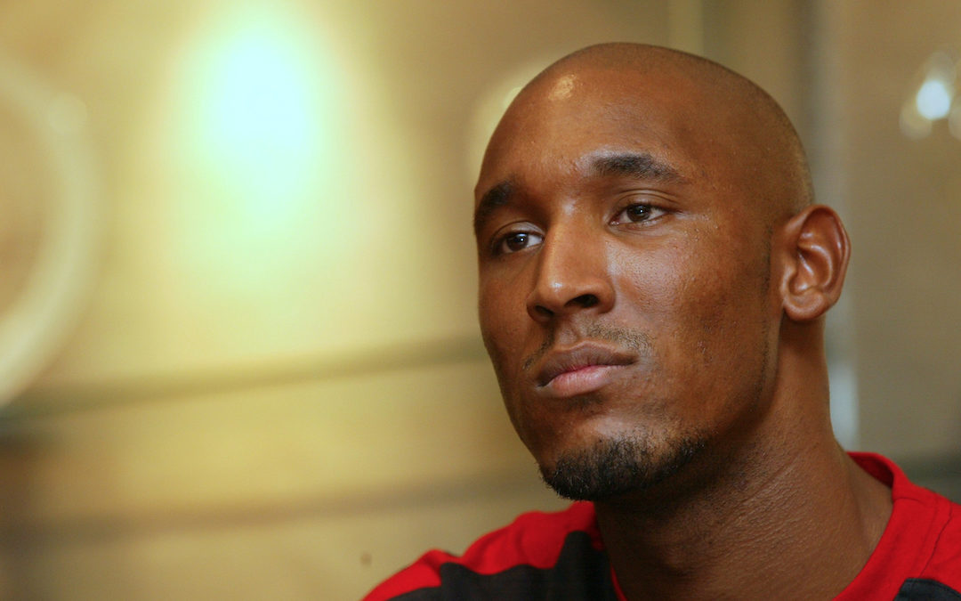 From The Vault: Nicolas Anelka Talks To TAW
