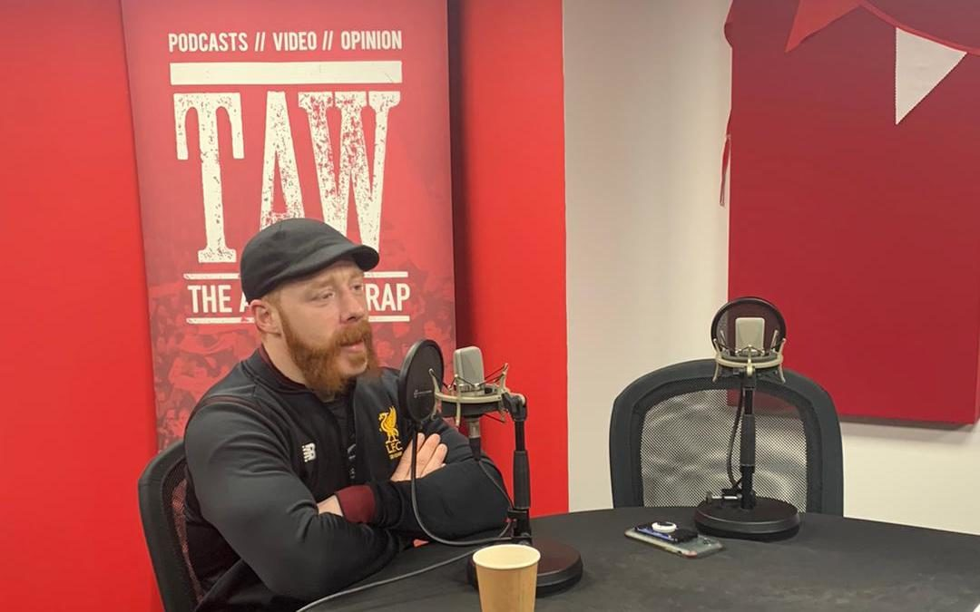 Free TAW Special: WWE Superstar Sheamus Talks Wrestlemania And The Reds