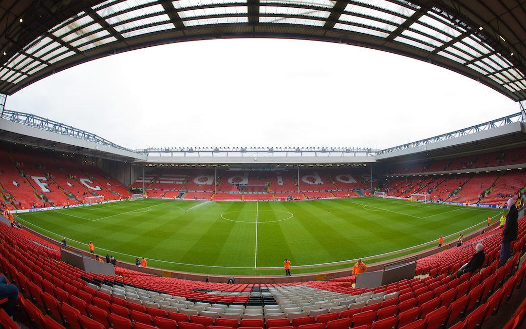 My First Game: Liverpool 0 Birmingham City 0 – September 22, 2007