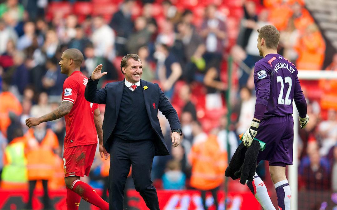 Liverpool 4 Tottenham 0 (2014): The Retro Review
