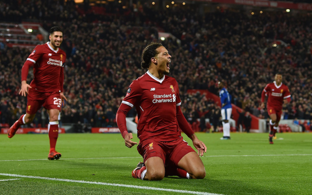 My Game Of 2017-18: Liverpool 2 Everton 1
