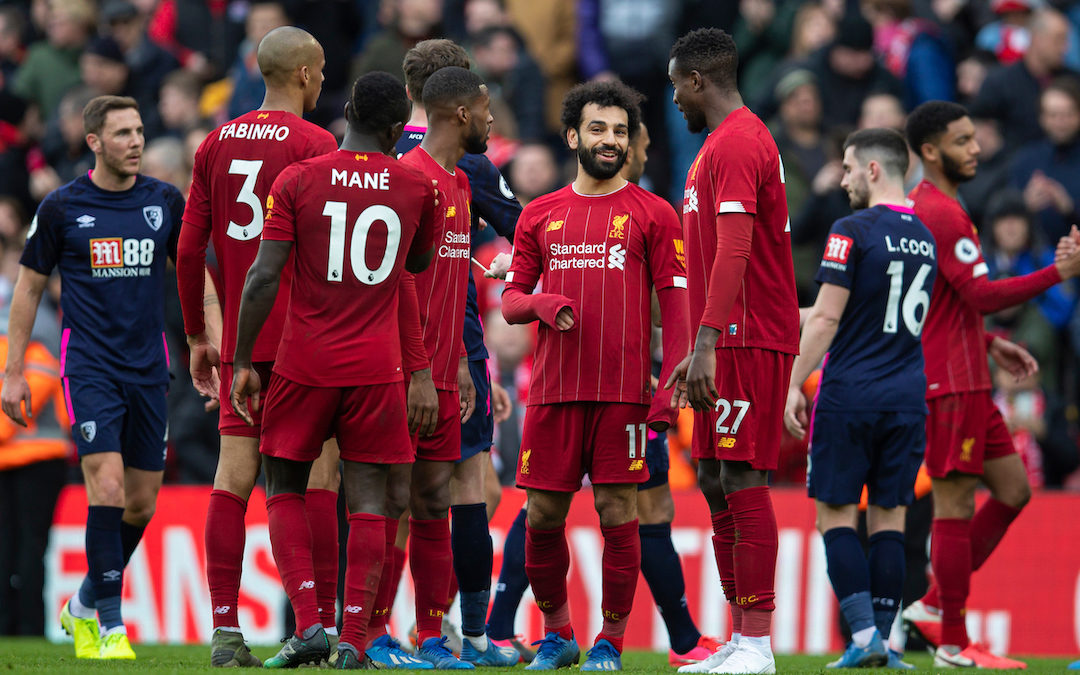 Liverpool's Ideal Weekend Puts Paid To Crisis Talk