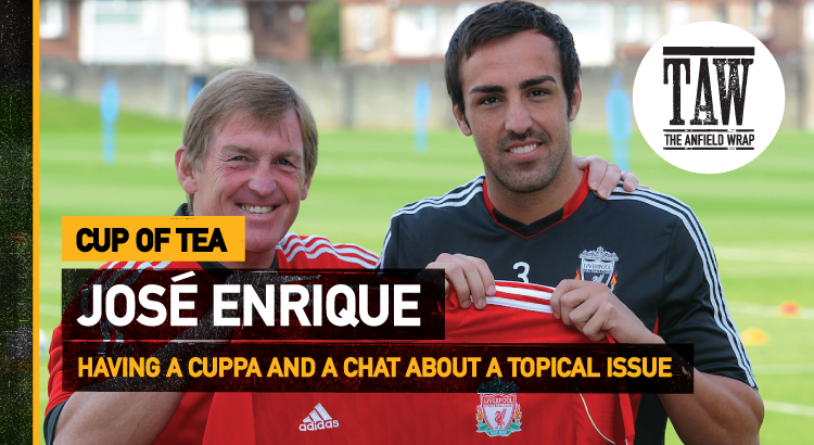 Jose Enrique | Cup Of Tea