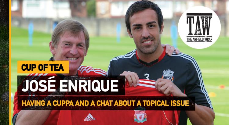 Jose Enrique | Cup Of Tea
