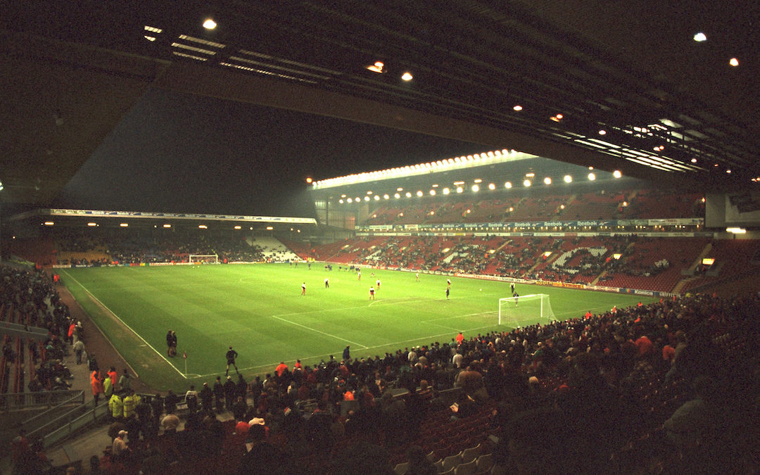 My First Game: Liverpool 4 Nottingham Forest 2 – January 1, 1996