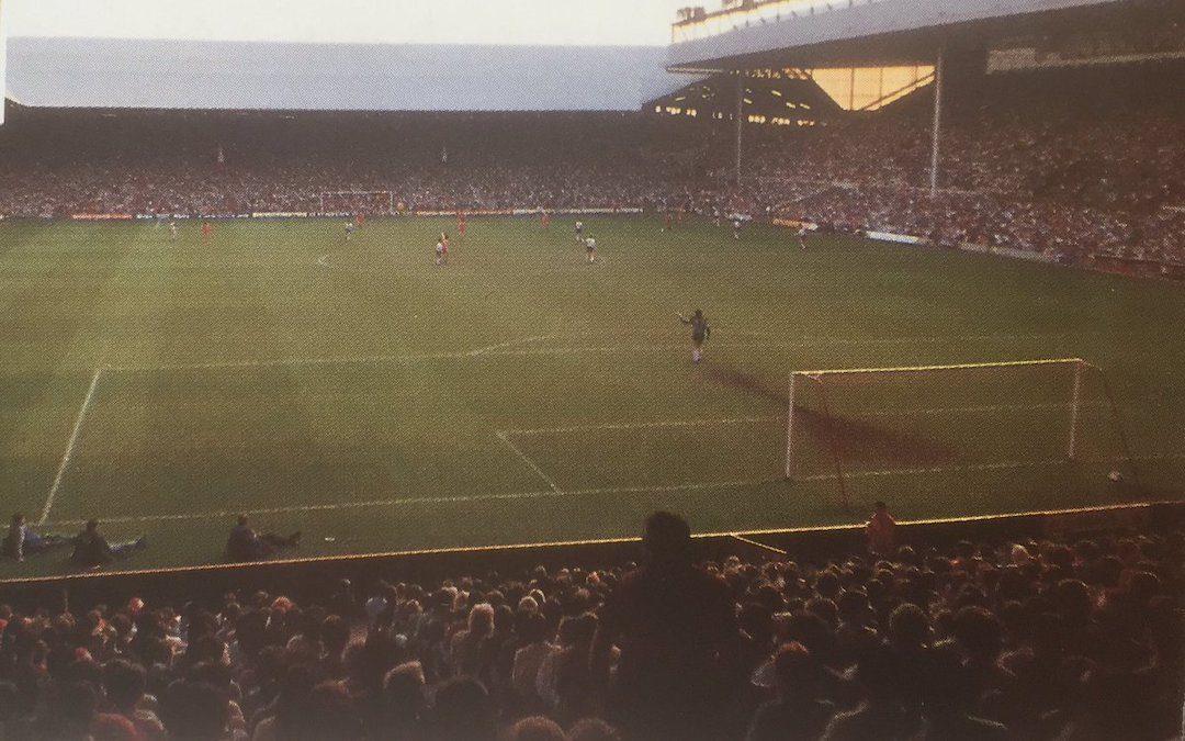My First Game: Liverpool 5 Crewe Alexandra 1 – September 25, 1990