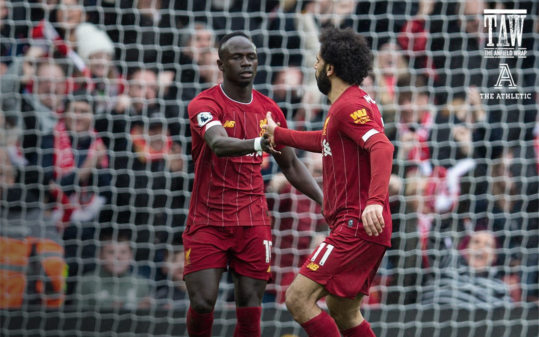 The Anfield Wrap: Back On Track And Two Wins From The Title