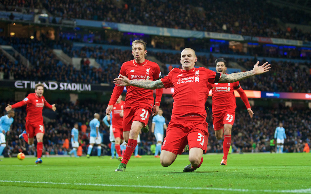 My Game Of 2015-16: Manchester City 1 Liverpool 4