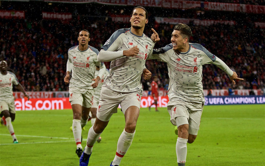 From The Vault: Bayern 1 Liverpool 3 – Post-Match Show