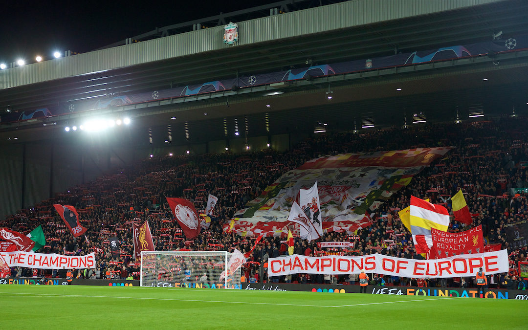 Anfield Isn't For Everyone – And That's What Makes It