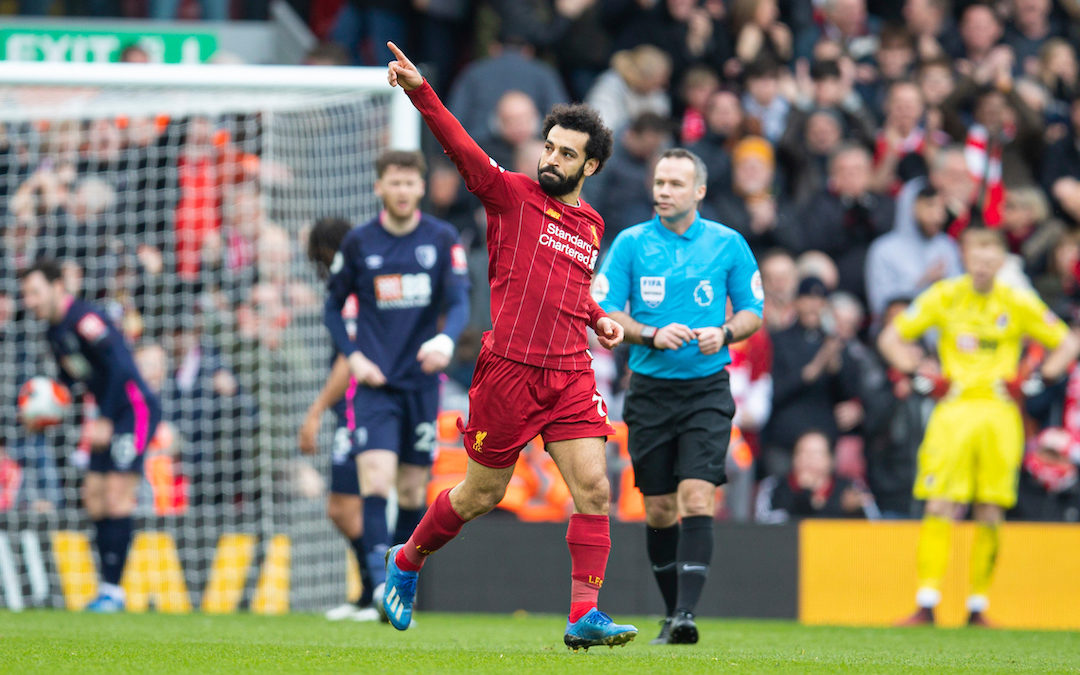 Liverpool 2 Bournemouth 1: The Match Review