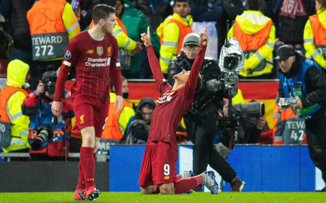 Liverpool 2 Atletico Madrid 3: The Match Ratings