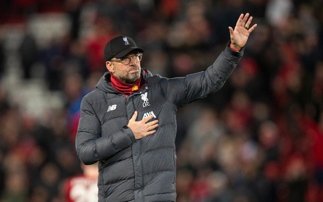 Jürgen Klopp's Liverpool And Identity Within Football