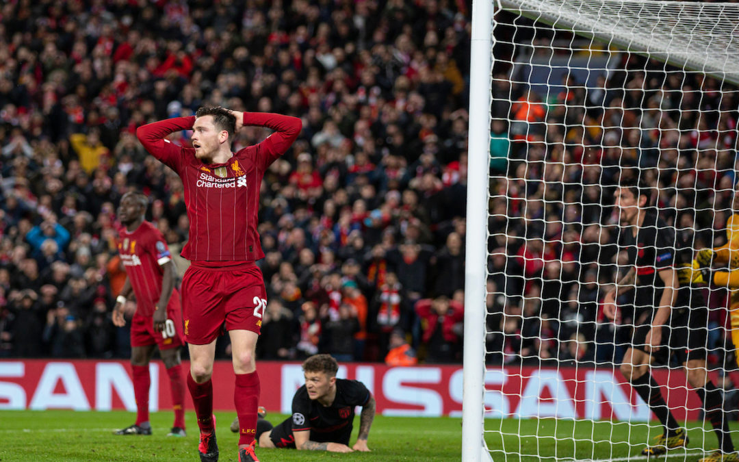 Liverpool 2 Atletico Madrid 3: The Post-Match Show