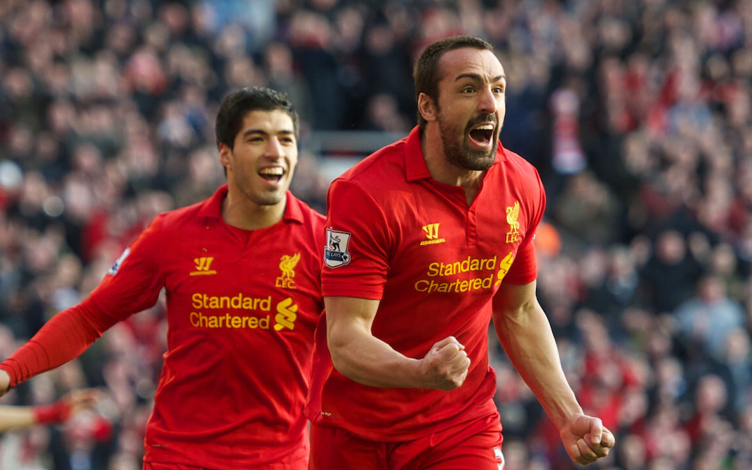 Cup Of Tea: Jose Enrique