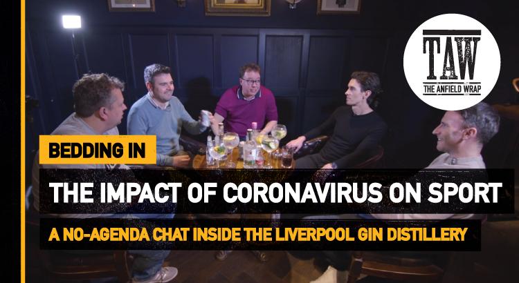 The Impact Of Coronavirus On Sport   Bedding In