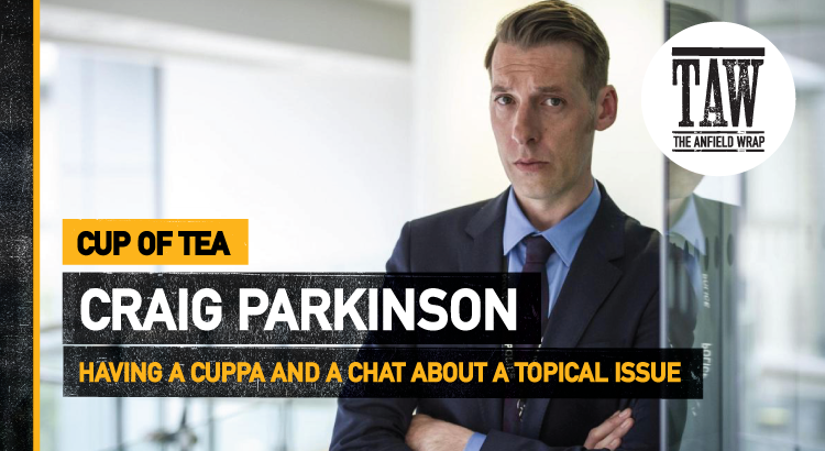 Craig Parkinson | Cup Of Tea