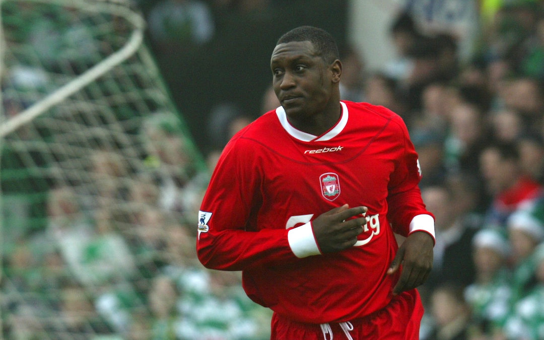 Cup Of Tea: Emile Heskey