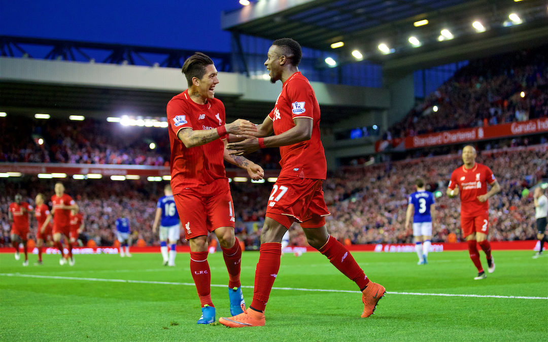 My Game Of 2015-16: Liverpool 4 Everton 0
