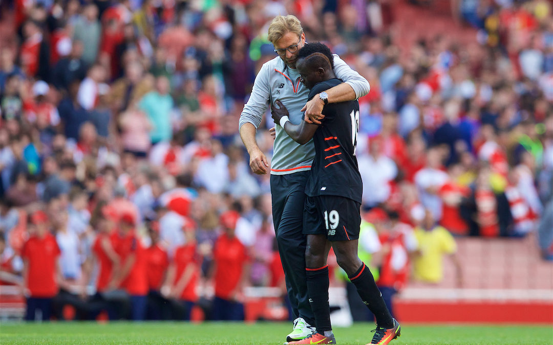 My Game Of 2016-17: Arsenal 3 Liverpool 4