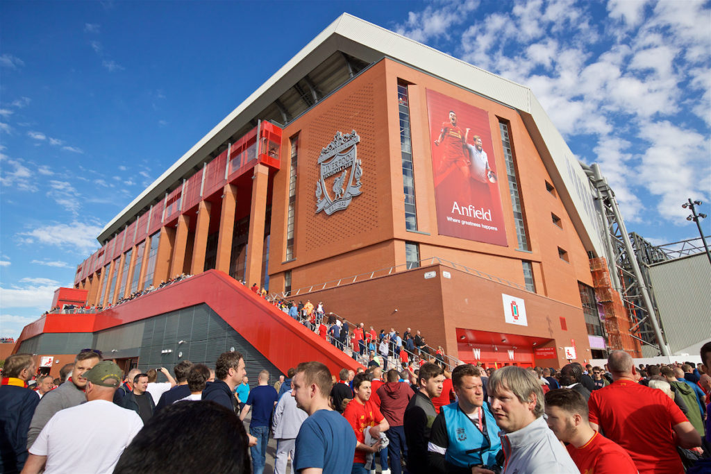 Liverpool Main Stand