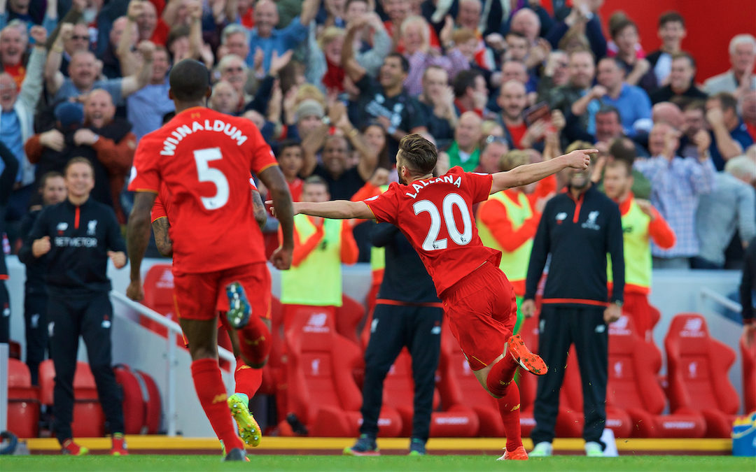 My Game Of 2016-17: Liverpool 4 Leicester 1