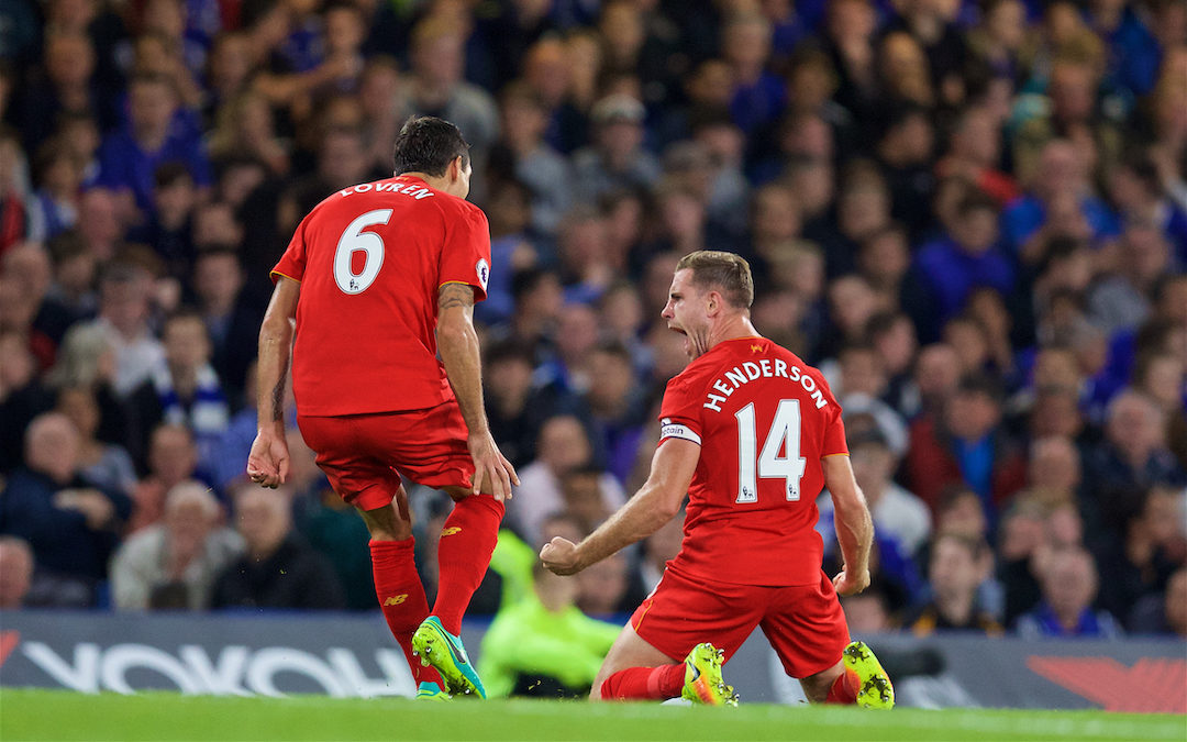 My Game Of 2016-17: Chelsea 1 Liverpool 2