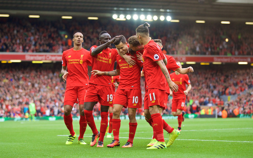 My Game Of 2016-17: Liverpool 5 Hull City 1