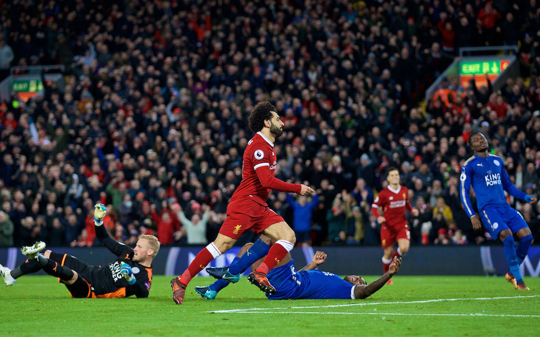 My Game Of 2017-18: Liverpool 2 Leicester 1