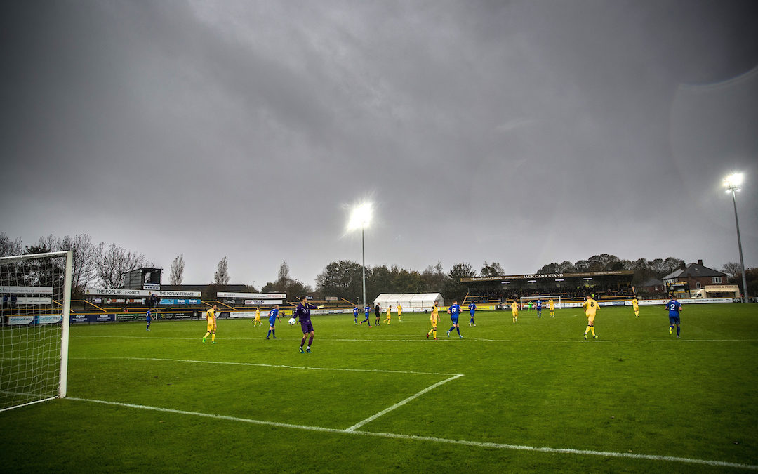 Lower League Show: Non-League Null And Void