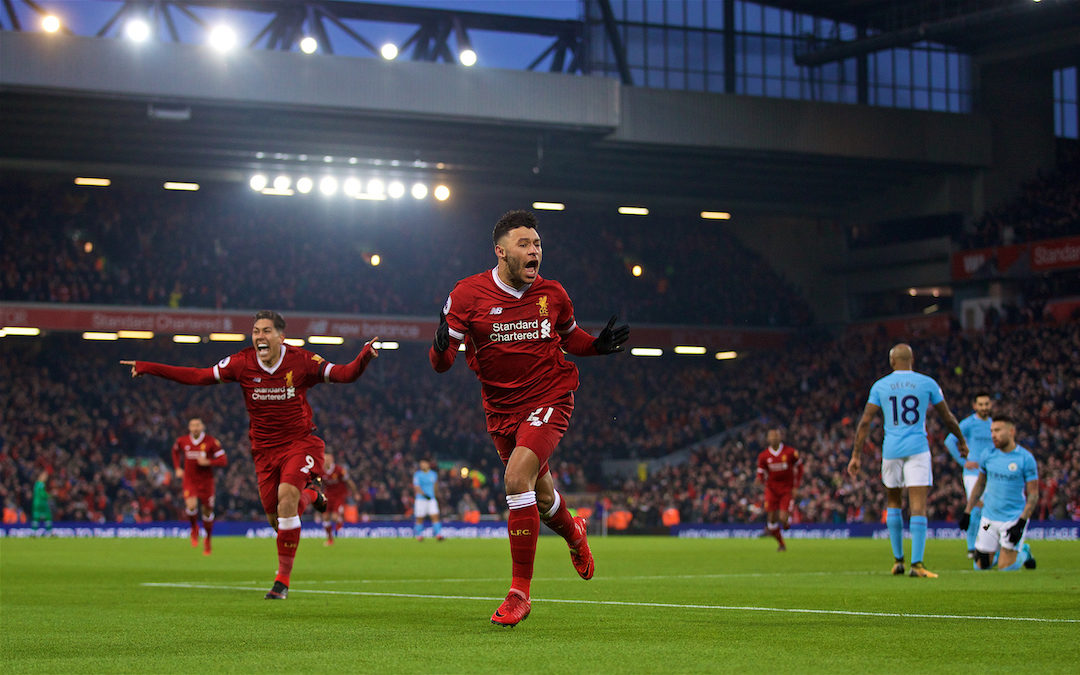 My Game Of 2017-18: Liverpool 4 Man City 3