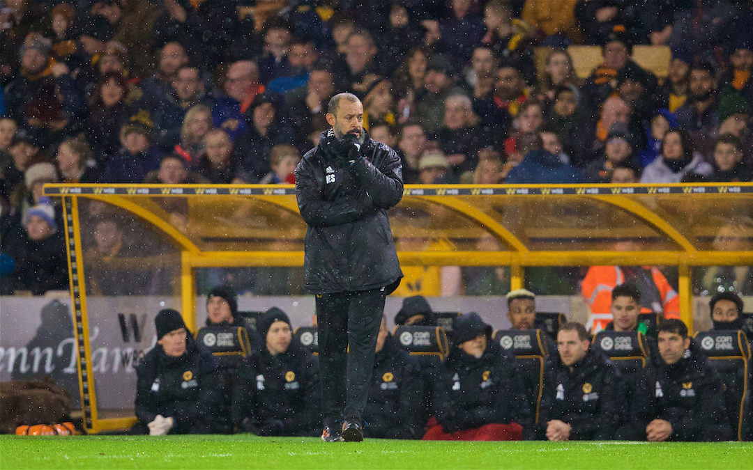 State Of Play: Wolves