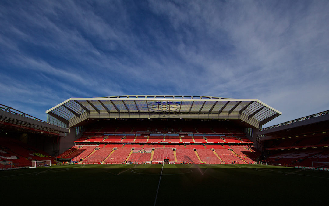 Anfield Gets The Games – But Are We Being Set Up For A Fall?