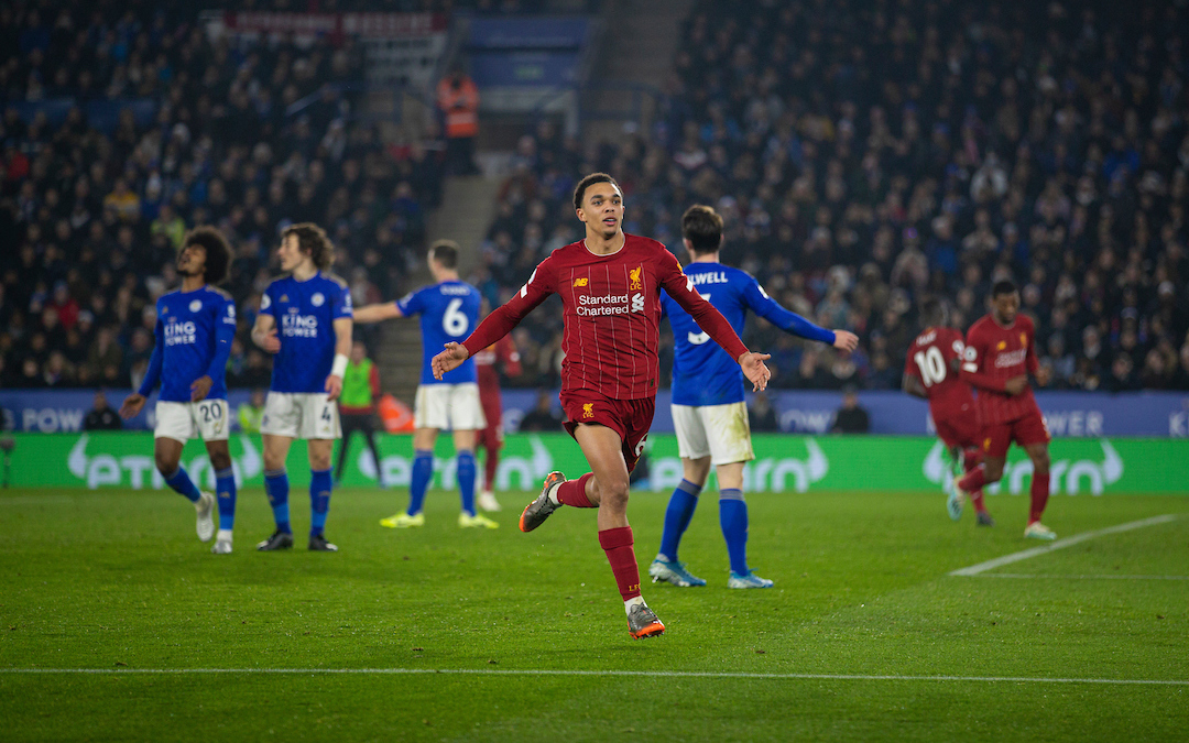 Weekender – Will Leicester Away Jog Liverpool's Memory?
