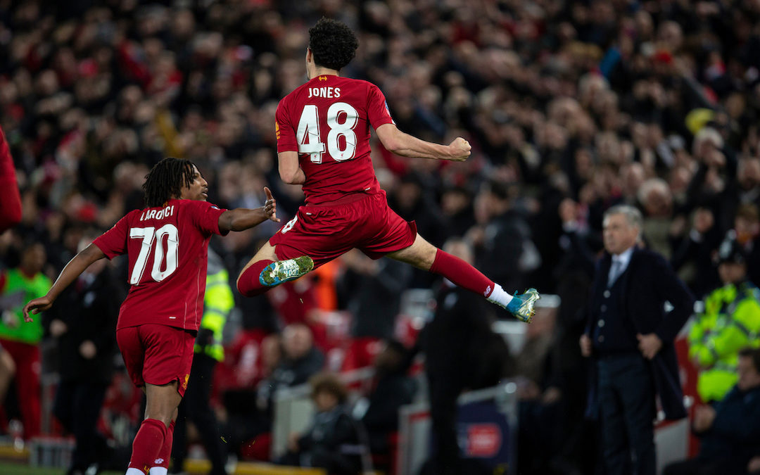 My Game Of 2019-20: Liverpool 1 Everton 0