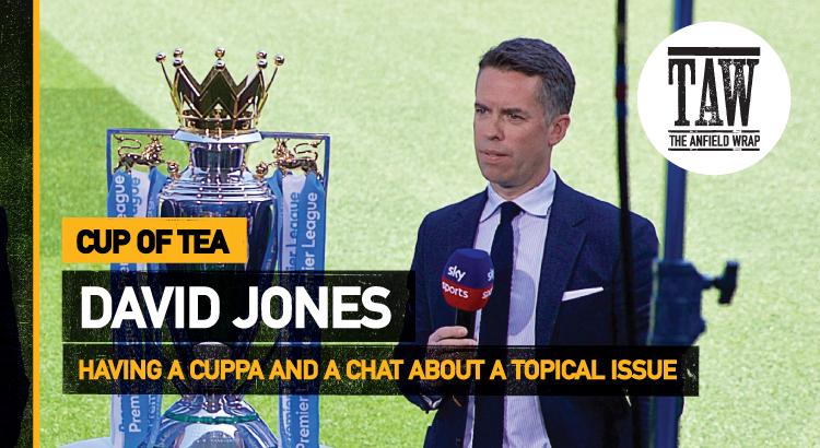 David Jones | Cup Of Tea